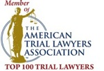 The American Trial Lawyers Association badge